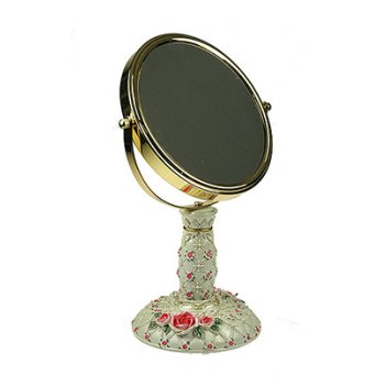 Зеркало романтика настольное  23*16*37см (уп.1/8шт.)