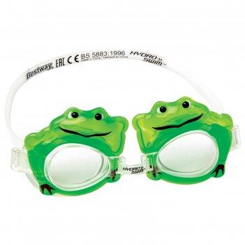 Очки для плавания «морские животные», от 3 лет, микс, 21047 bestway