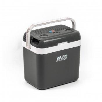 Холодильник автомобильный с функцией подогрева avs cc-32b, 32 л, 12 в/220