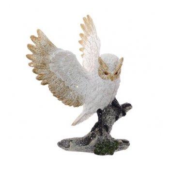 Фигурка декоративная  сова, 15,5х12,5х20,5см