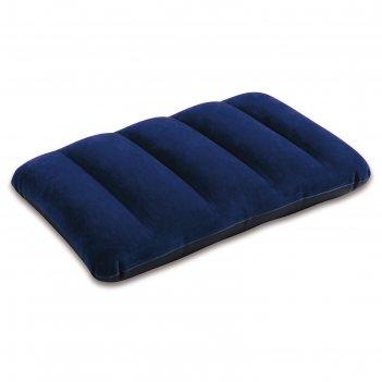 Подушка надувная downy 43х28х9 см