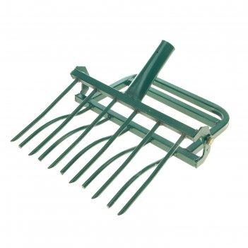 Рыхлитель садово-огородный «землекоп-6» ( одна ручка, 6 зубьев, ширина коп