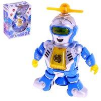Робот movibot dancing, световые и звуковые эффекты, работает от батареек