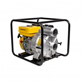 Мотопомпа бензиновая champion gtp80, для грязной воды, 7 л.с., 5.15 квт, d