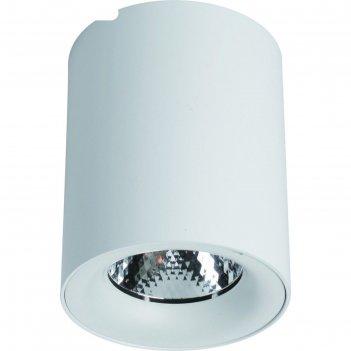 Потолочный светильник a5118pl-1wh facile 1x18w led 10,5x10,5x13,5 см