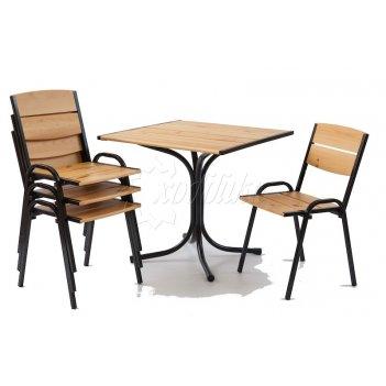 Комплект мебели  «пивной» стандартная комплектация