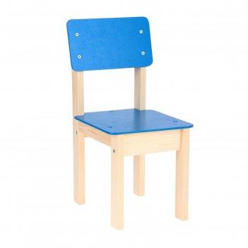 Стул детский №2 (н=260), цвет синий
