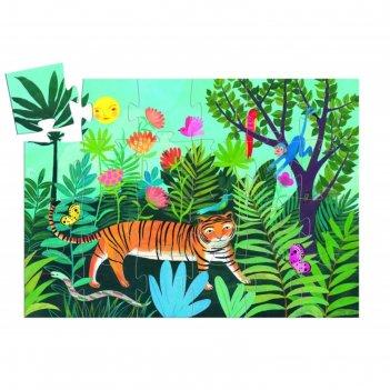 Пазл «тигр», 24 дет
