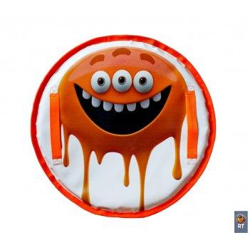 Ледянка «монстрик» оранжевый» 60 см