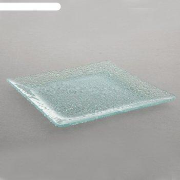 Тарелка десертная 15х1,5 см акцент