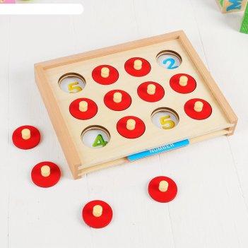Игровой набор «тренируем память»