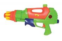 Тилибом вод.пистолет с помпой и трещеткой спереди 40,5х24см.пак.с хед.