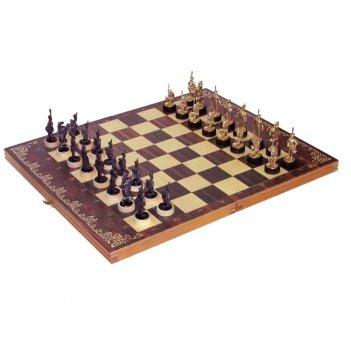 """Шахматы """"бородинское сражение"""" большие"""