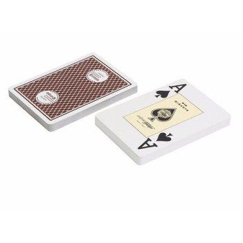 Карты fournier 818 casino europe, коричневая рубашка