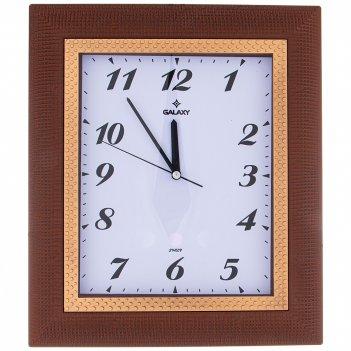 Часы настенные кварцевые  30,5*35,5 см размер циферблата 19,9*24,9 см