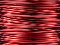 Fancy wire проволока  0,50 мм, 50 гр, 25м, гранат