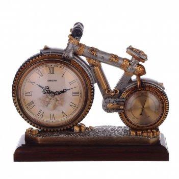 Часы настольные декоративные, l29 w10 h25 см
