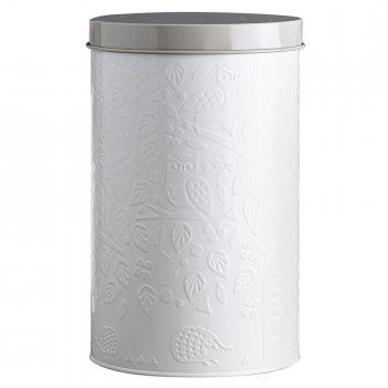 Емкость для хранения in the forest 4,9 л бело-серая