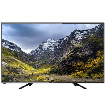 Телевизор bq 5001b, 49.5, 1920х1080, dvb-t2/c/s2, 3хhdmi, 1хusb, черный
