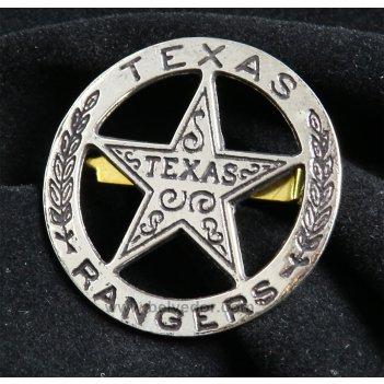 De-102 значок шерифа 4 см