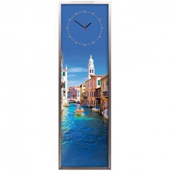 Настенные часы из песка династия 03-004 венеция