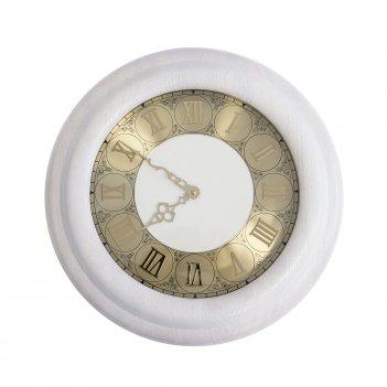 Часы 02 белые