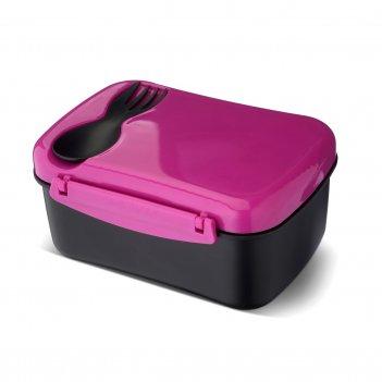 Ланч-бокс с охлаждающим элементом n'ice box™ фиолетовый