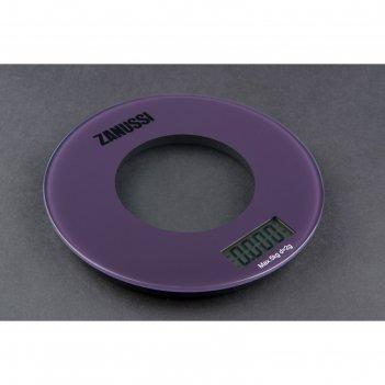 Кухонные весы bologna, фиолетовый