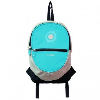 524-101 рюкзак globber для самокатов junior sky blue