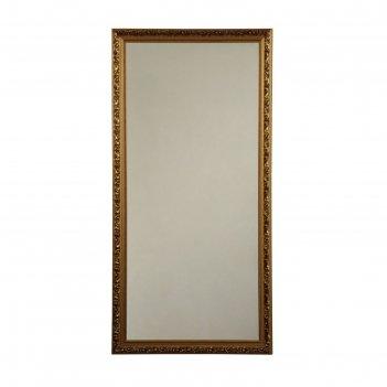 Зеркало «симфония»,  настенное 60x120 см