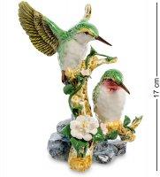 Jp-23/ 3 фигурка птицы (pavone)