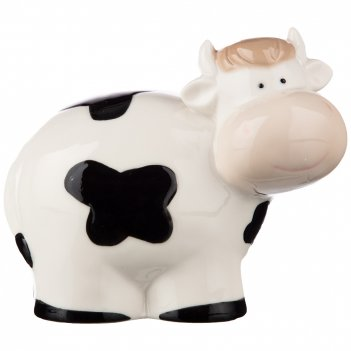 Фигурка коровка 12,5*10,5*8 см. (кор=72шт.)