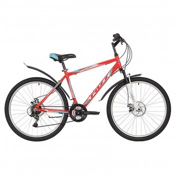Велосипед 29 foxx atlantic d, 2020, цвет оранжевый, размер 20