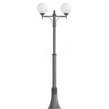 Фонарь уличный «парк - м» со светильниками 3,65 м.
