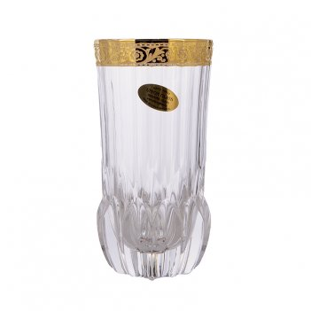 Набор стаканов 400мл.6шт.адажио голд