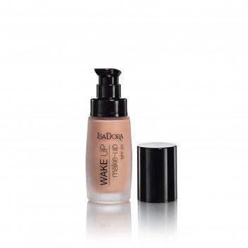Тональный крем isadora wake up make-up, тон 06, 30 мл