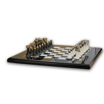 шахматы «black and white»