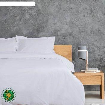 Постельное бельё 1,5сп этель hotel, размер 152х212 см, 187х240 см, 53х73 с