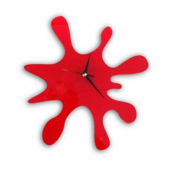 Часы настенные клякса cl187 39х40см