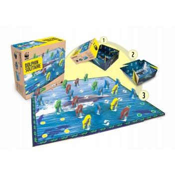 Wwf980 игра солитер дельфин