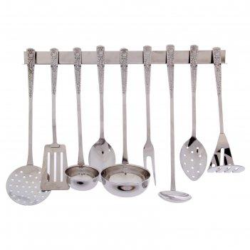 Набор кухонный, 9 предметов