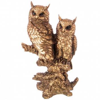 Статуэтка совы 16.5*11*26 см. (кор=8шт.)
