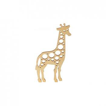 Форма для декора жирафик