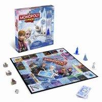 Games монополия junior «холодное сердце»