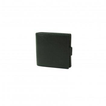 Кошелёк 10x1x9.2 см, цвет чёрный