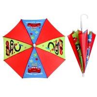 Зонт детский самый быстрый тачки, 8 спиц d=52 см