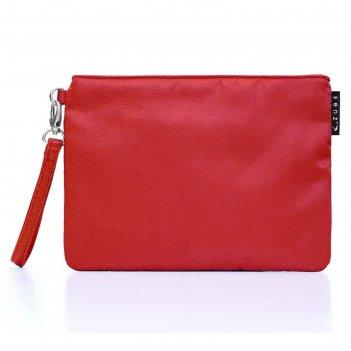 Косметичка, размер 24х17,5 см, цвет красный 6015004