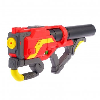 Водный пистолет аннигилятор, 63 см, цвета микс