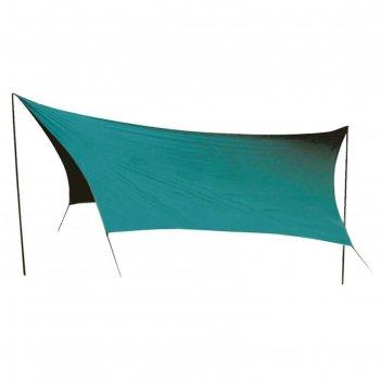 Тент-палатка lite, 440 х 440 х 230 см, цвет зелёный