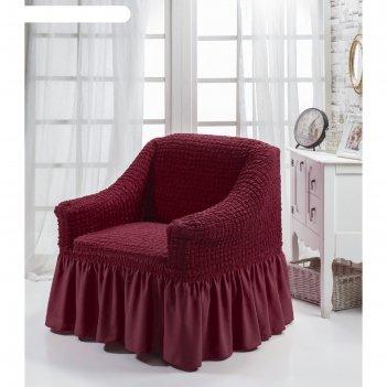 Чехол для кресла bulsan, 360 гр/м2, цвет бордовый
